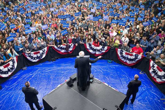 How Bernie Sanders Could Become President With Only 130,000Votes