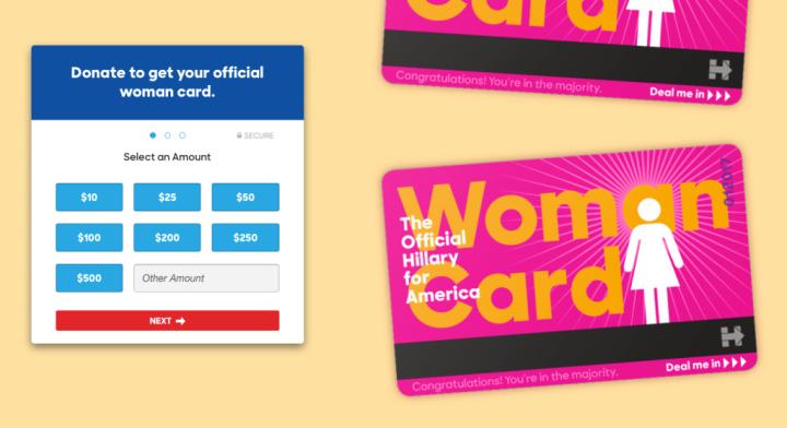 womancard