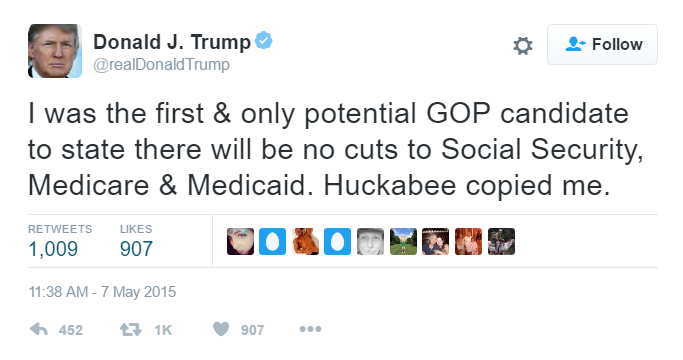 trumpmedicare